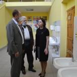 Игорь Коханый проверил образовательные учреждения в поселках Томилино и Малаховка