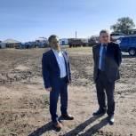 Депутат Госдумы Олег Быков посетил с рабочим визитом пять сельских районов Алтайского края