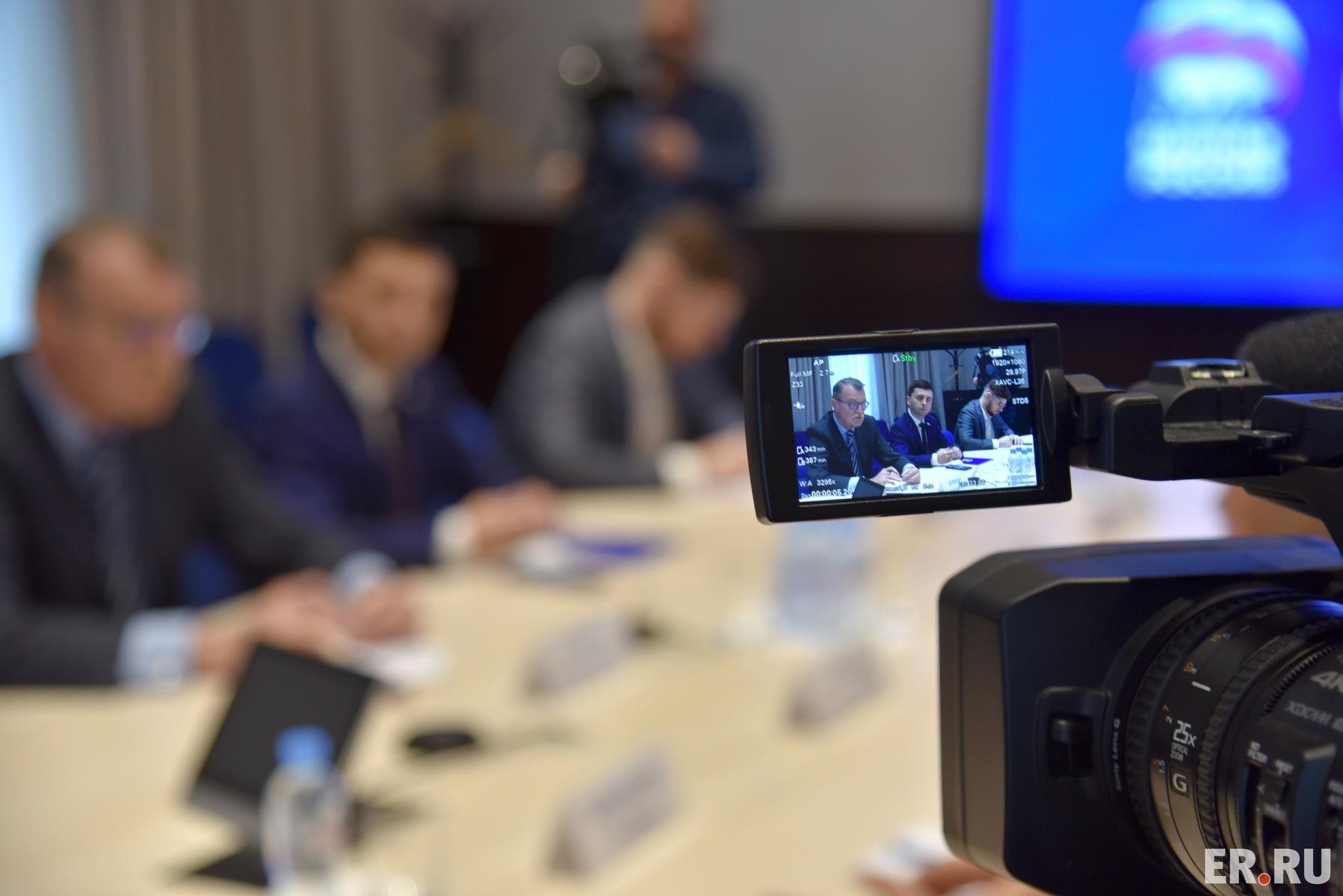 «Единая Россия» провела консультации с Народной Демократической Партией Таджикистана