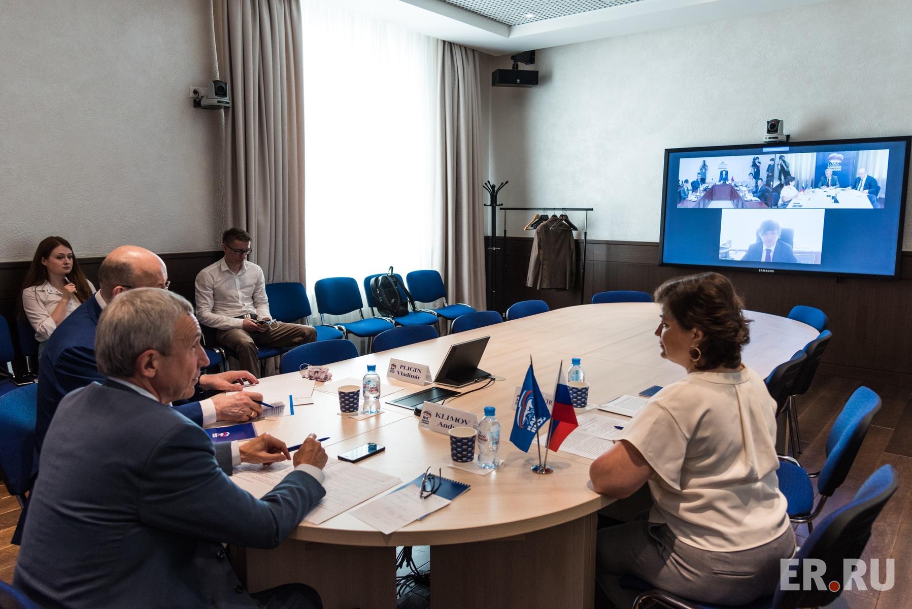 Круглый стол с представителями партии «Тобуро» (Южная Корея)