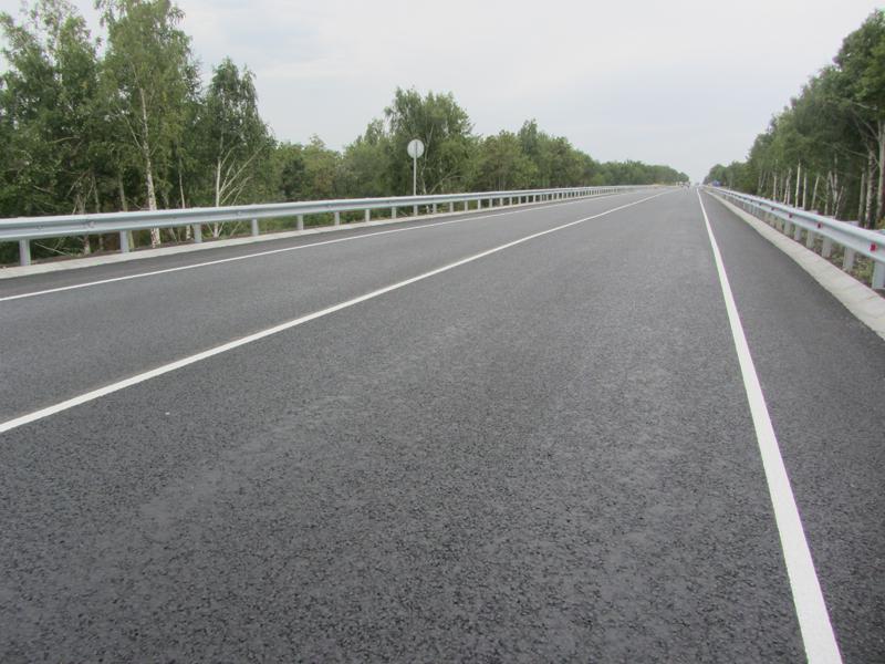 Открытие дорожной развязки на Вольск