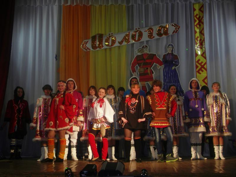 З февраля состоялся фестиваль народного творчества «ЙОЛОГА» в д.Новикбож Усинского района