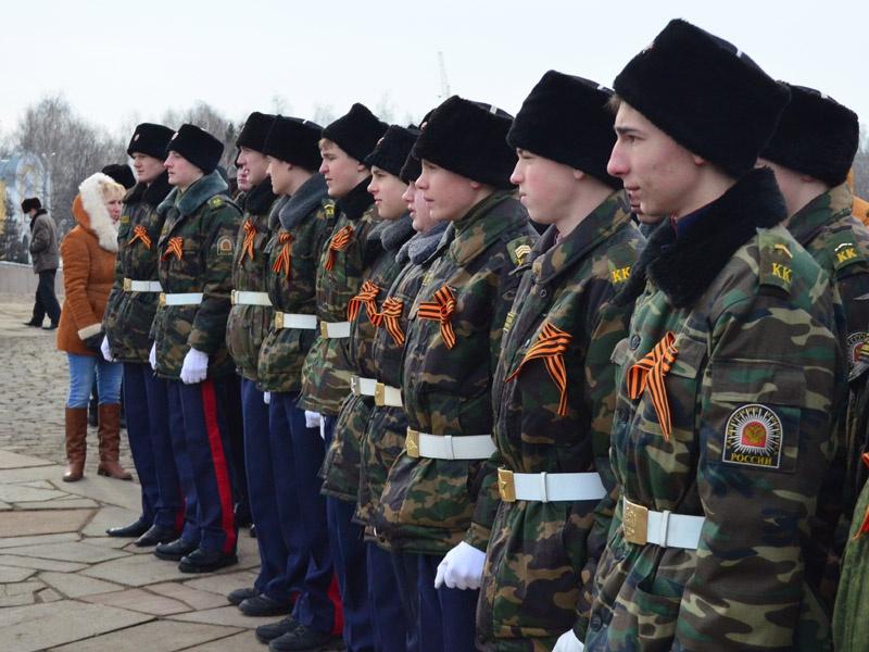 """В Пензе открыта «Вахта памяти"""""""