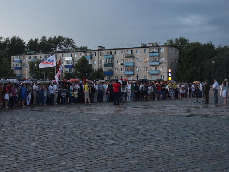 """Пенза присоединилась к Всероссийской акции """"Свеча памяти"""""""