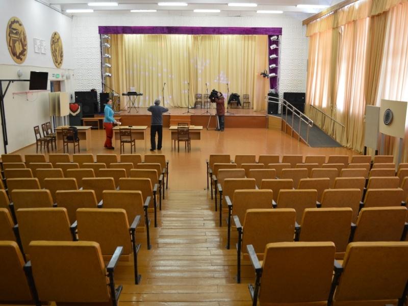Поездка в Олонецкий район