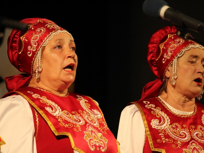 Финал областного конкурса «Битва хоров»