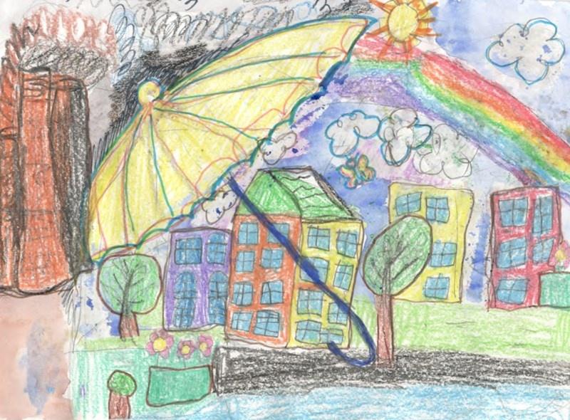 Рисунки воспитанников