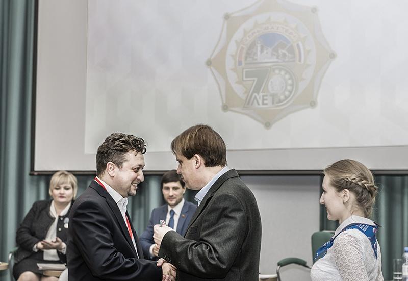 XXVIII Конференция Кемеровского регионального отделения партии «Единая Россия» в Новокузнецке