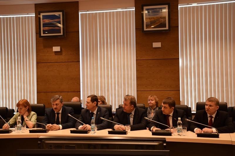 Заседание Президиума Регионального Политсовета Партии