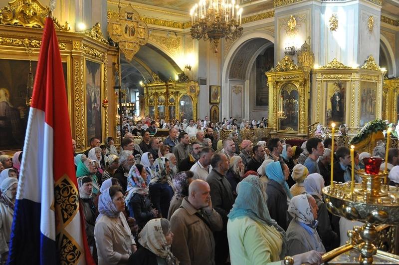 День памяти Святителя Алексия