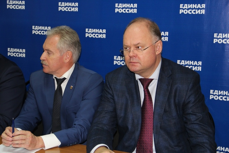 Политсовет «Единой России» утвердил дату региональной Конференции