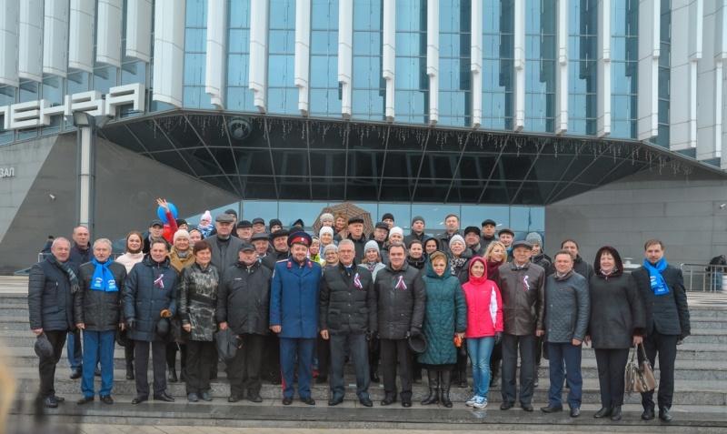 Пензенские единороссы отметили День народного единства