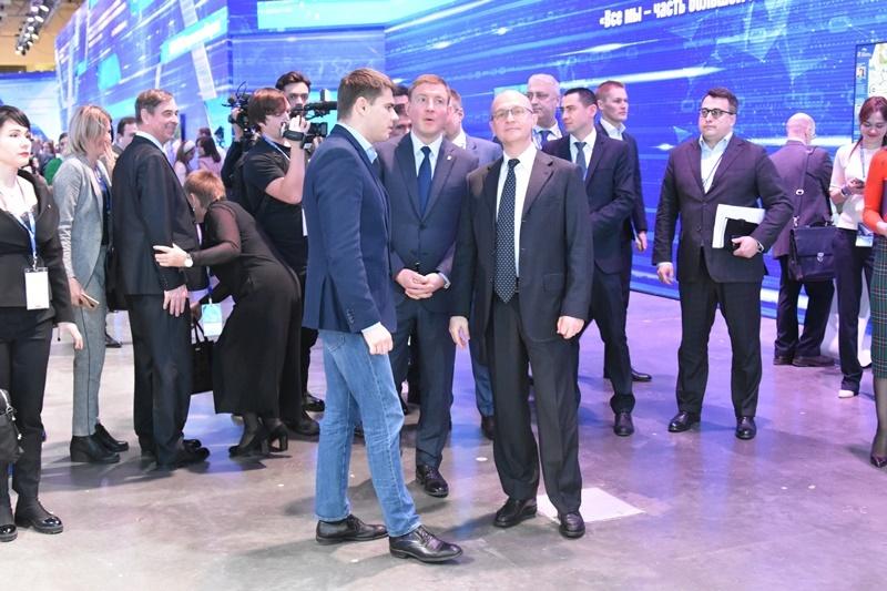 """XVIII Съезд Партии """"ЕДИНАЯ РОССИЯ"""""""