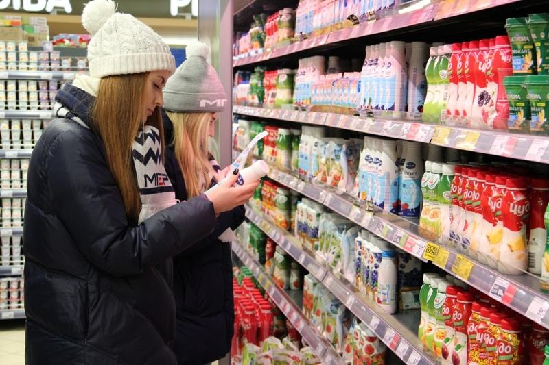 """Мониторинг молочной продукции в рамках партийного проекта """"Народный контроль"""""""