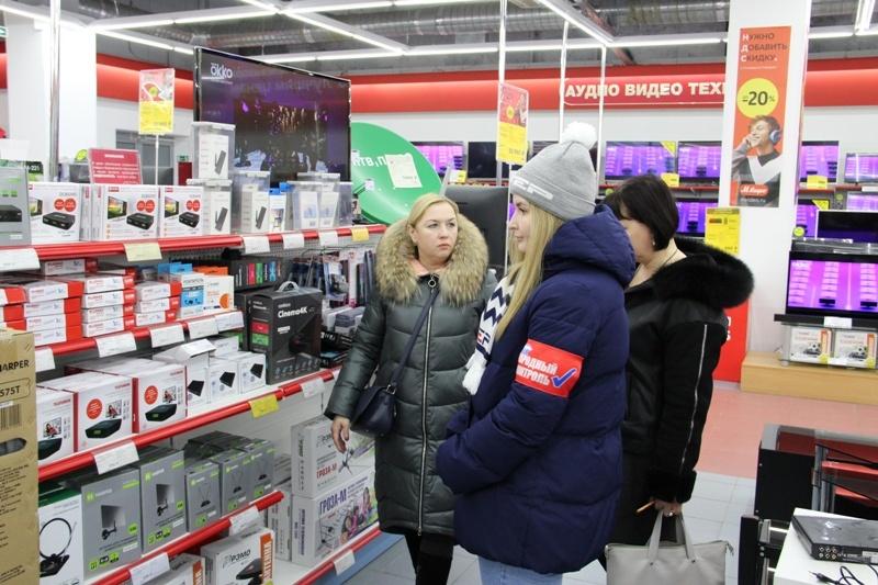 В Пензе состоялся мониторинг цен на приставки для цифрового ТВ