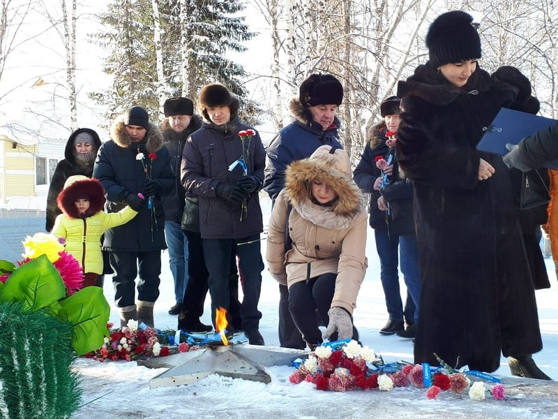 День защитника Отечества на Ямале_(Красноселькуп)