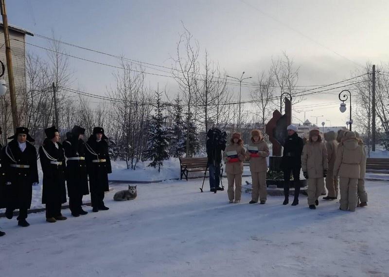 День защитника Отечества на Ямале_(Лабытнанги)