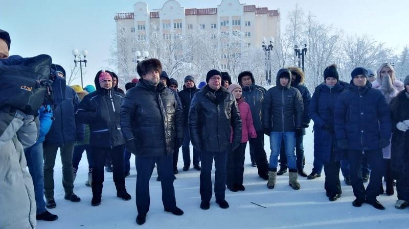 День защитника Отечества на Ямале_(Салехард)
