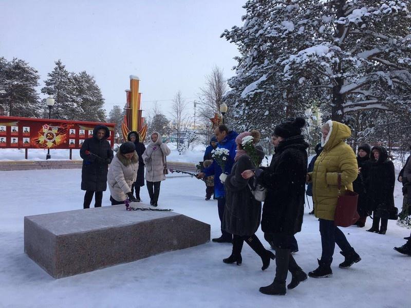 День защитника Отечества на Ямале_(Муравленко)