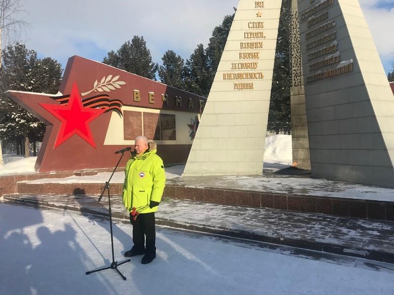 День защитника Отечества на Ямале_(Надым)