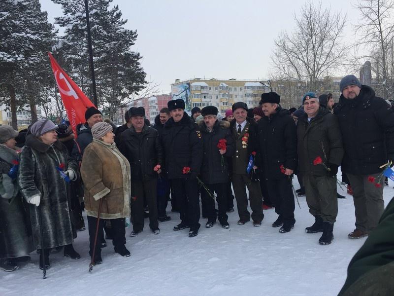 День защитника Отечества на Ямале_(Ноябрьск)