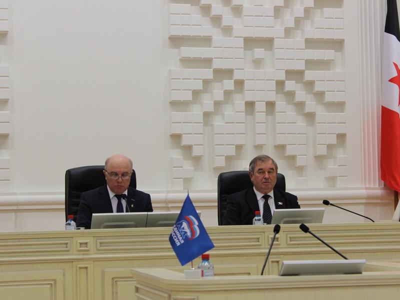 Региональная неделя депутатов Госдумы РФ с 25.02-03.03.19