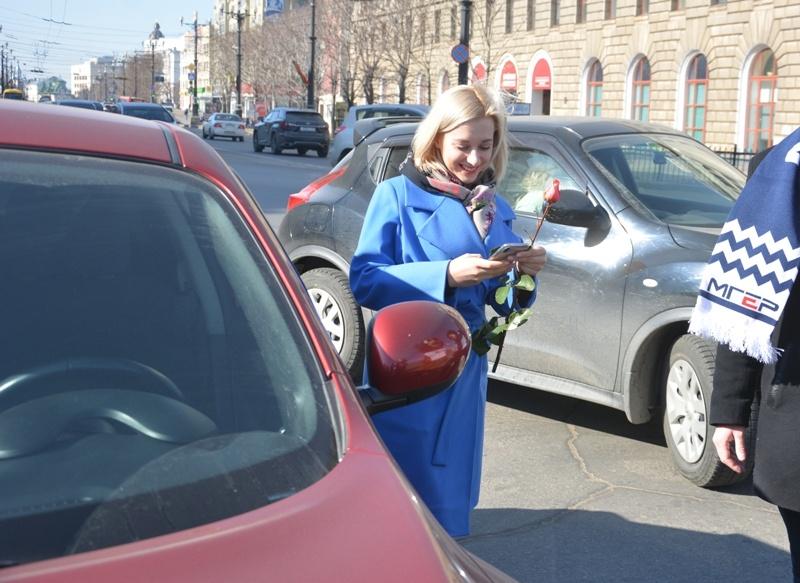 «Единая Россия» поздравила жительниц Хабаровского края с 8 марта