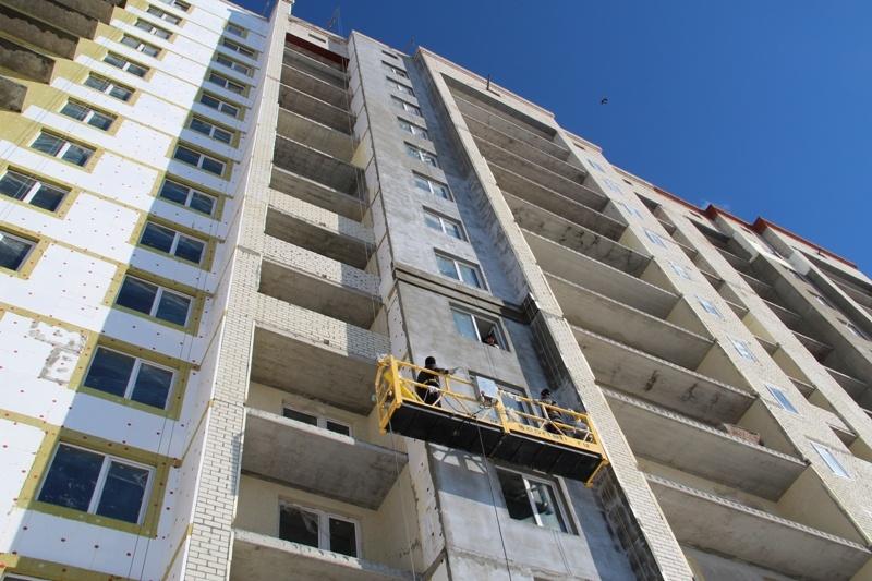 Строительство ЖК «Маяковский» в Пензе идет в соответствии с графиком