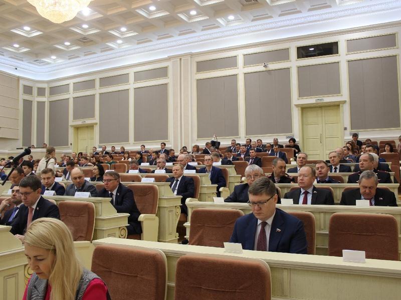 Региональная неделя депутатов Госдумы РФ с 25-31.03.2019