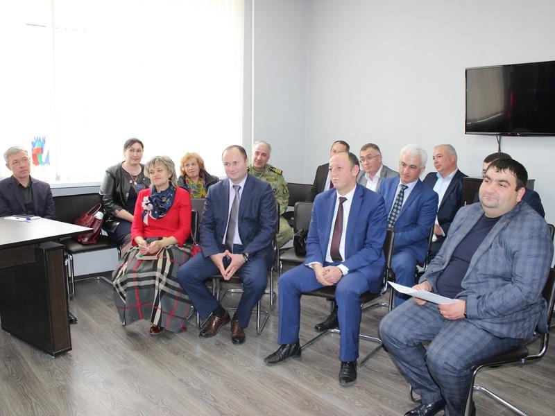 """Заседание регионального общественного совета проекта """"Чистая страна"""""""