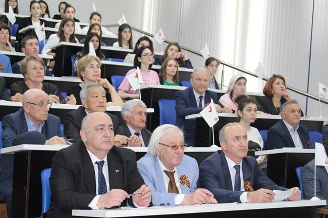 В Кабардино-Балкарии более 600 человек написали «Диктант Победы»