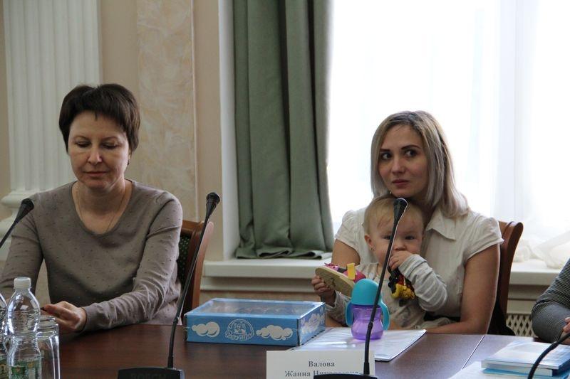 Валерий Лидин: Проект «Школа материнства» призван помочь будущим родителям подготовиться к рождению и воспитанию детей