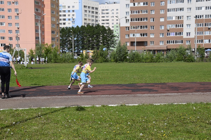 В Башкортостане Партия поддержала спортивно-образовательный проект «Здоровое поколение – сильный регион»