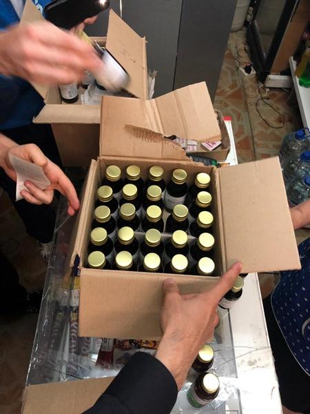 Активисты партийного проекта «Защитник Отечества» ведут планомерную деятельность пресечению распространения наркотических веществ, вещества «насвай» и суррогатного алкоголя в Республике