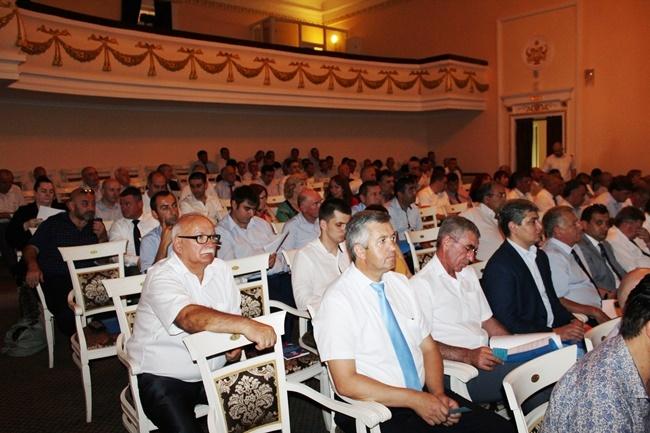 XXХ Конференция Кабардино-Балкарского регионального отделения Партии «Единая Россия»