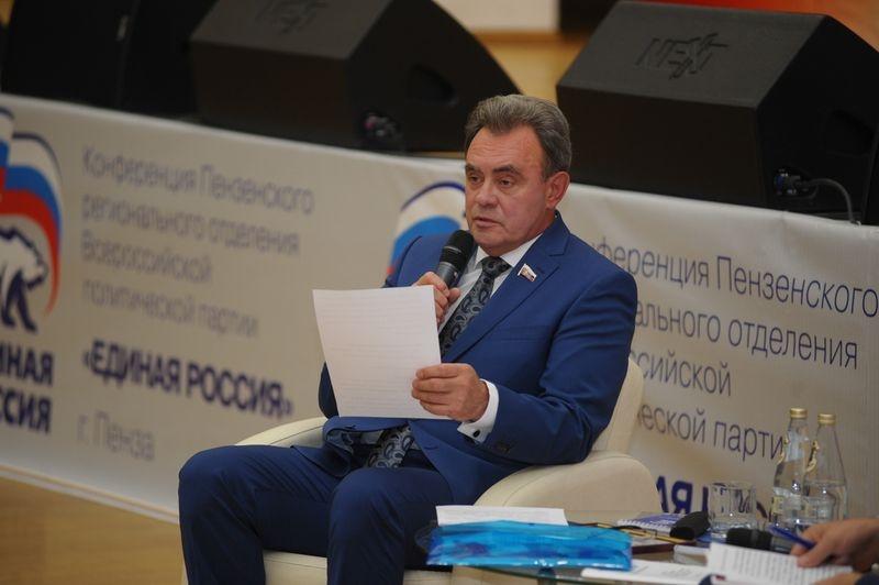 Единороссы выдвинули кандидатов в депутаты гордумы Пензы