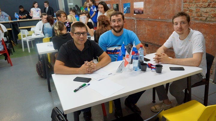 Интеллектуальная игра «РосКвиз» в городе Ижевске