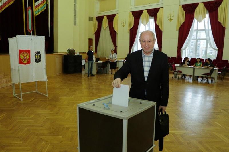 Единый день голосования в Хабаровском крае