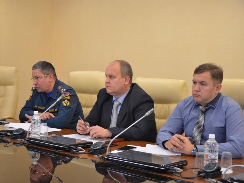 В Приамурье прошли общественные обсуждения по повышению эффективности охраны лесов от пожаров