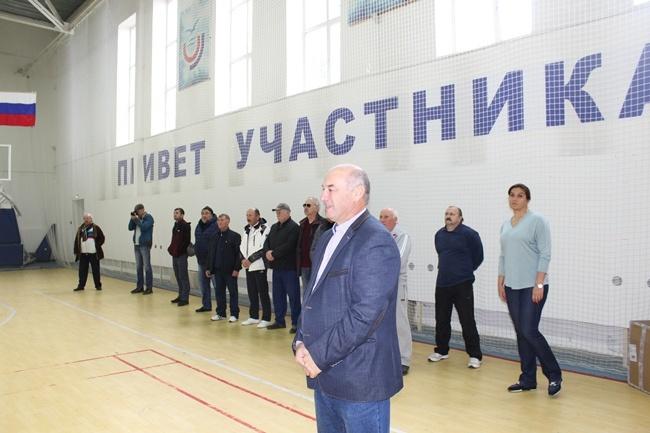Турнир по волейболу на Кубок «Единой России» 2019