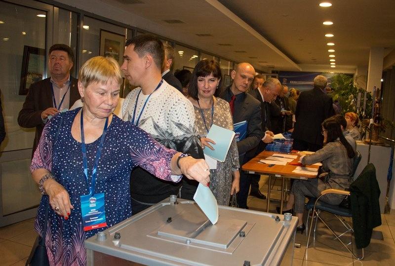 В Калининграде состоялась XXХII конференция Калининградского регионального отделения Партии «Единая Россия»