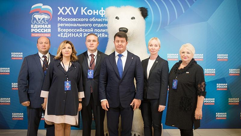 Фото: пресс-служба Администрации г.о. Солнечногорск