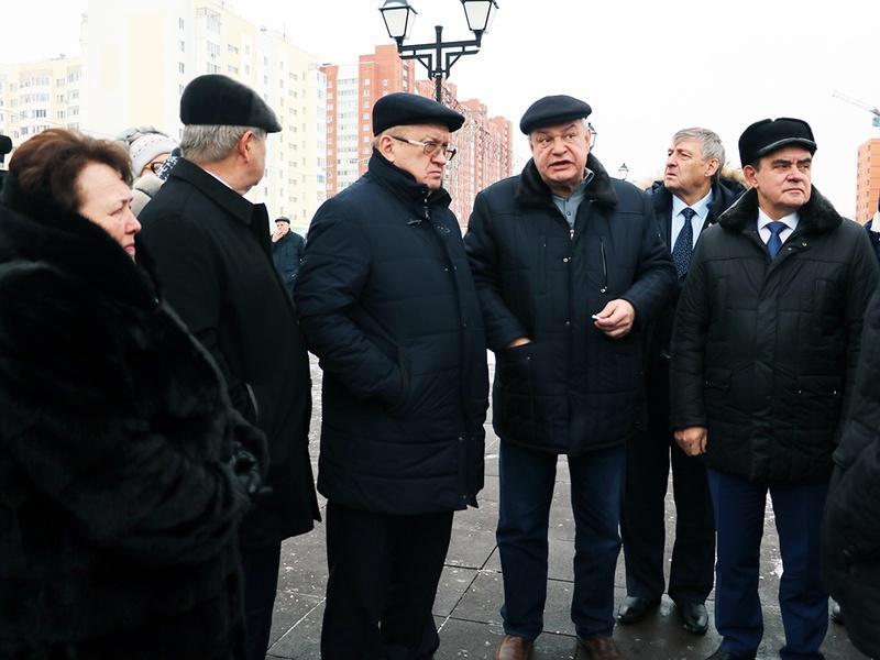 Рабочая поездка В.К.Лидина в Саратов на LVIII заседание Ассоциации законодателей ПФО