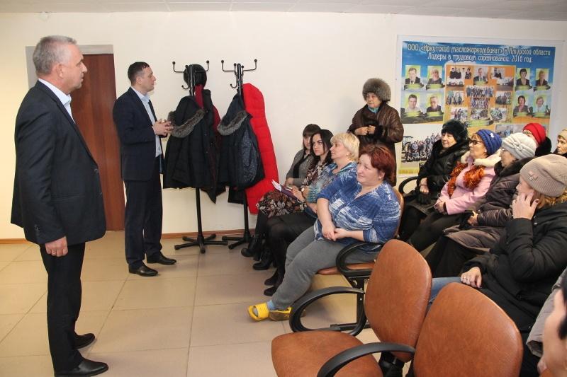 Вячеслав Логинов с рабочим визитом посетил Ивановский, Октябрьский, Бурейский и Архаринский районы