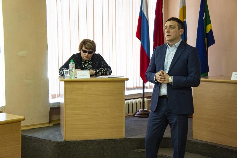 Вячеслав Логинов и Ирина Киевская работают в Свободном и Свободненском районе