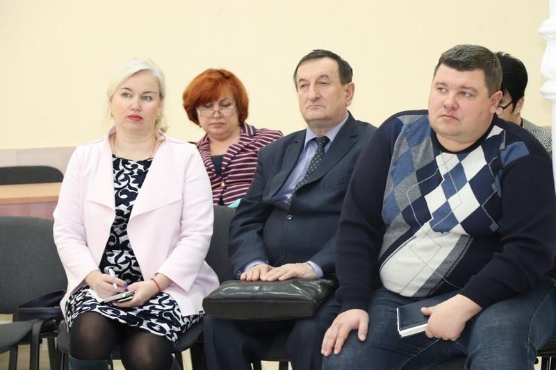 Рабочее совещание с представителями местных советов сторонников Партии