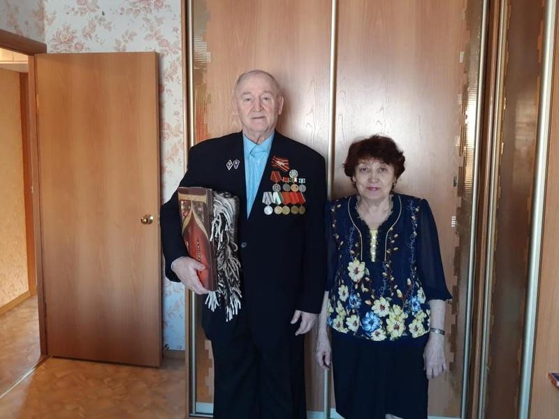 Поздравление от Кирилла Новожилова семьи Гофман