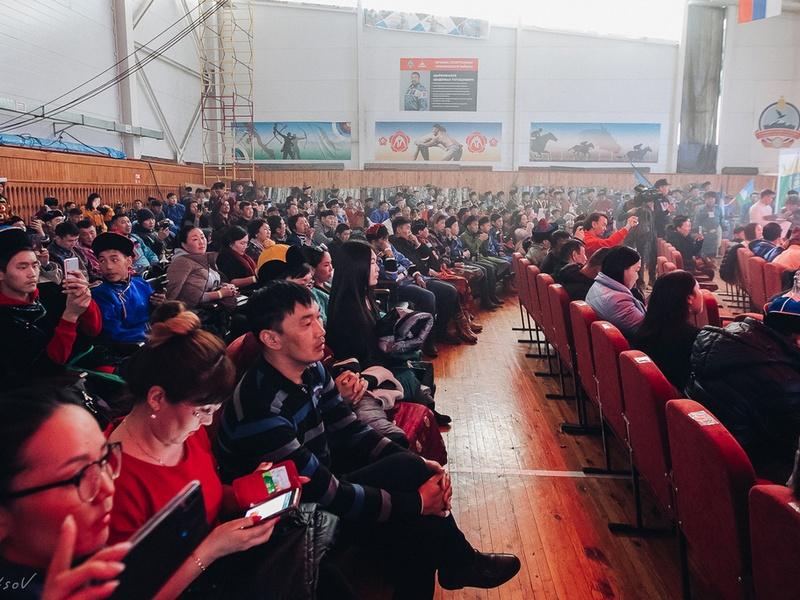 В Тункинском районе состоялся четвертый международный этнокультурный фестиваль по разбиванию хребтовой кости «Алтан Мундарга»