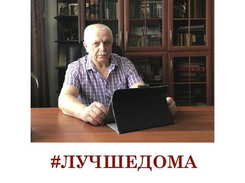 Сергей Пахарев,депутат Законодательного собрания Вологодской области