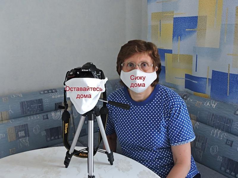 Татьяна Бритвина, активист Нюксенского отделения